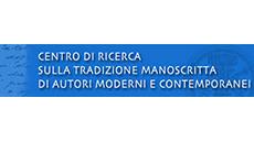 Centro di ricerca sulla tradizione manoscritta di autori moderni e contemporanei